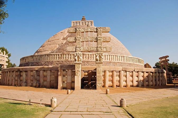 private-tour-full-day-sanchi-and-udayagiri-caves-tour-from-bhopal-in-bhopal-210541